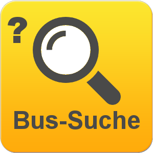 CheckMyBus Support Bus-Suche