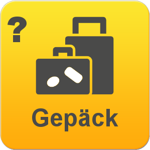 CheckMyBus Support Gepäck