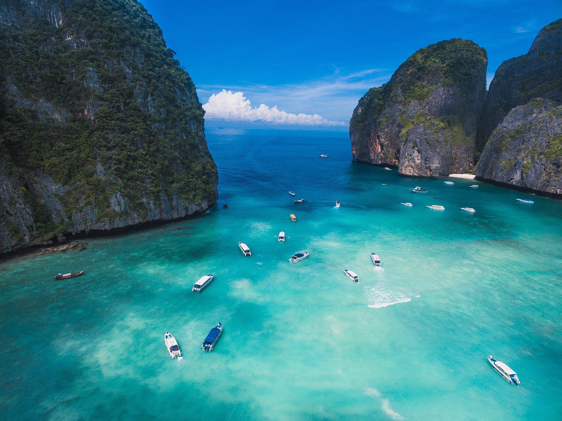 Strände in Thailand